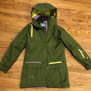 Scott Insulated Snowboarding Jacket